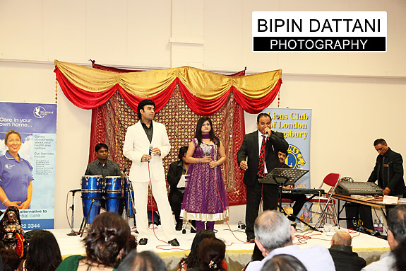 Mukhtar Shah, best indian singer in London Photography