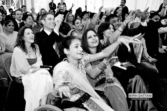 wedding pictures at hare krishna watford