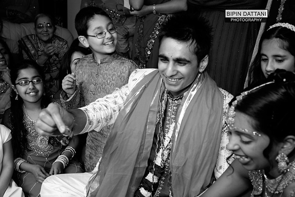 home wedding ceremony pictures