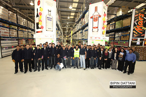 Corporate Photography at Dhamecha Cash & Carry Opening