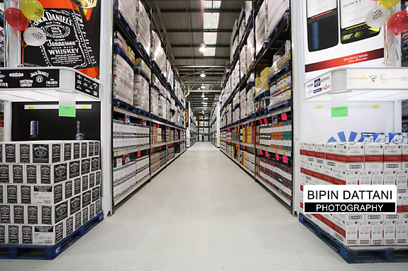 London Corporate Photographer at Cash & Carry Opening