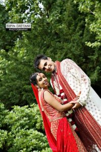 Hindu wedding photographer services by Bipin Dattani in london