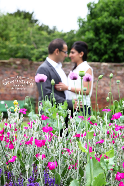 pre wedding photography london for Varsha & Jesal