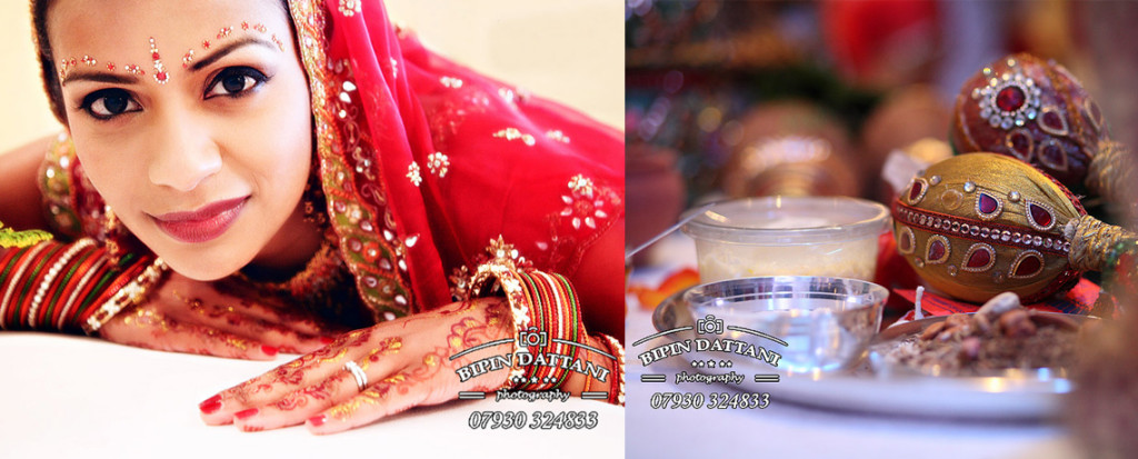 asian wedding photographer Bipin Dattani photography studio in london