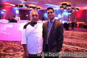 Raman Sharda Ragasaan executive chef at Hilton London