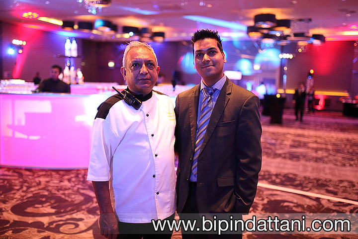 Raman Sharda Ragasaan executive chef at Hilton London