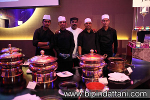 Ragasaan caterers and reviews of set by chefs