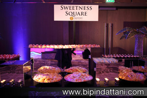 Ragasaan caterers for corporate event s and parties at Hilton Wembley London