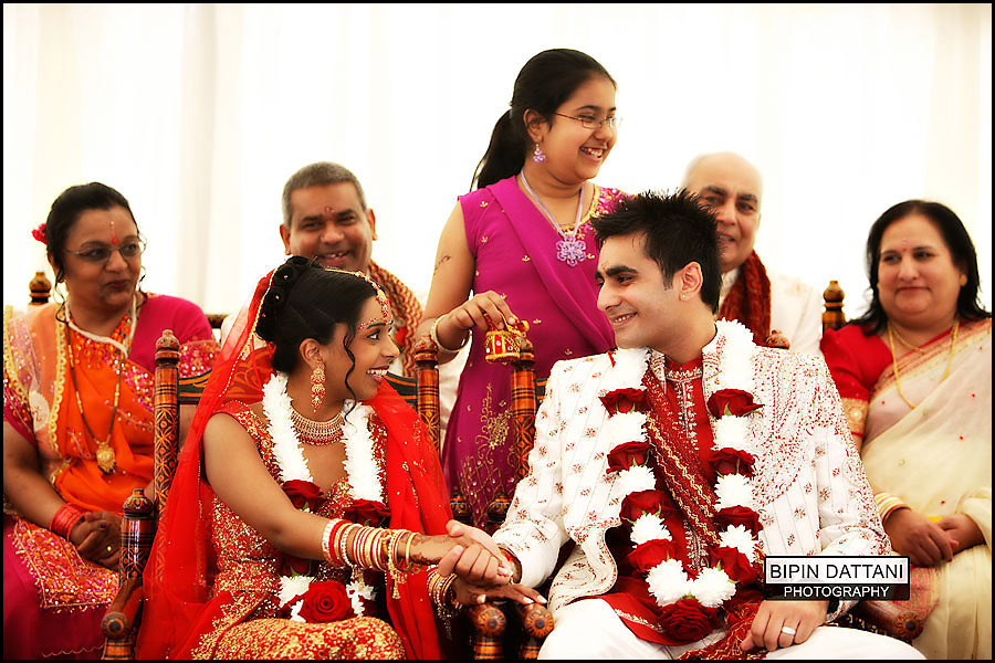 Fineart Hindu Indian wedding photography in the Capital of England