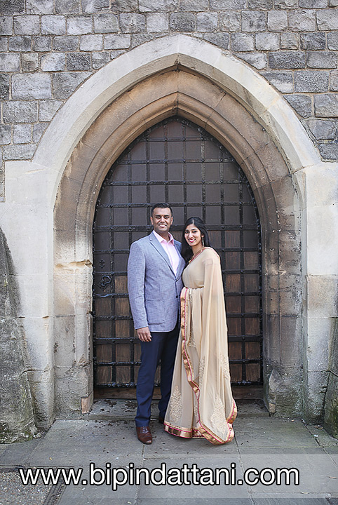 pre-wedding photography for Anjali & Priyank