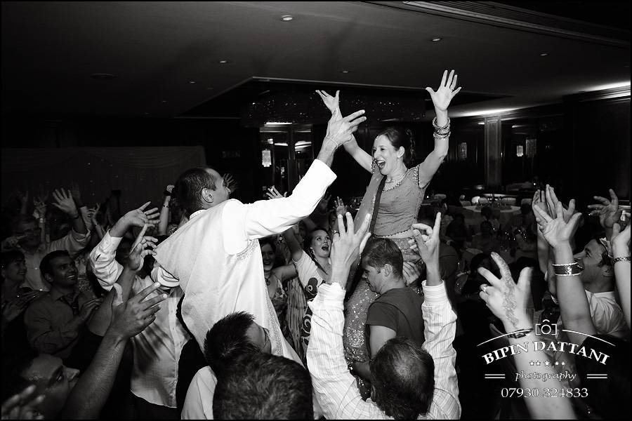Radisson Blu Edwardian Heathrow London multicultural wedding photography services