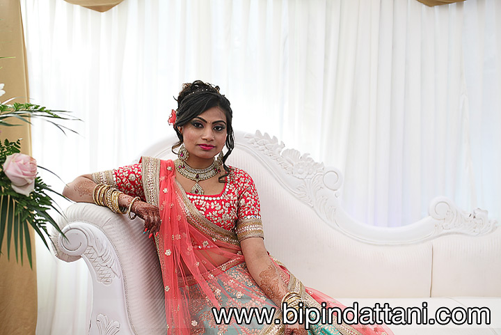 popular wedding photographer in London famous bridal portrait