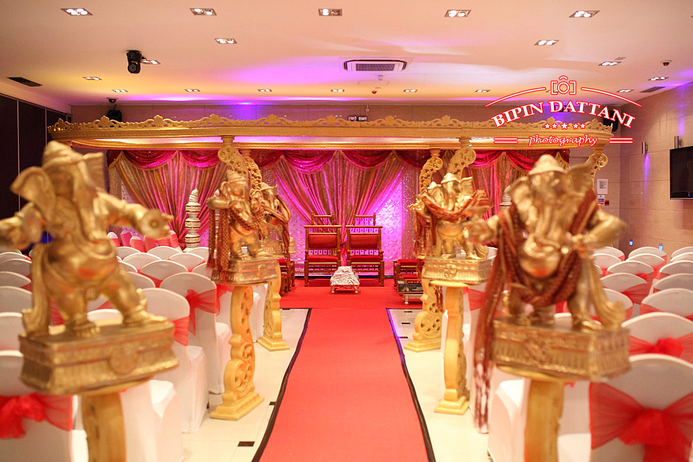 Saffon D'or Wedding Southall
