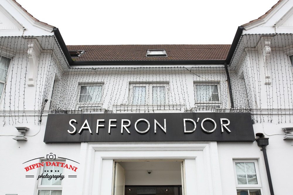 Saffon D'or Wedding