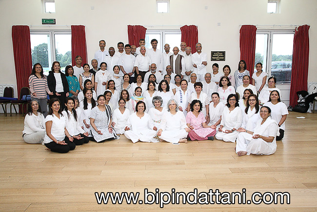 Photography at international yoga day celebrations RCT Hall Harrow