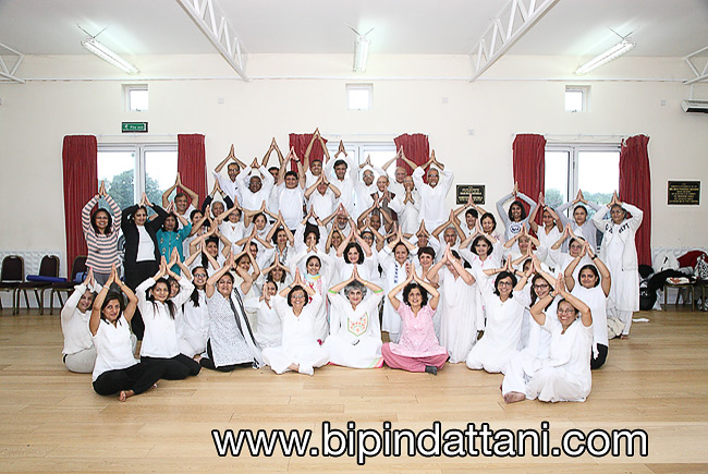 London photographer at RCT Yog group international yoga day celebrations at RCT Hall Harrow
