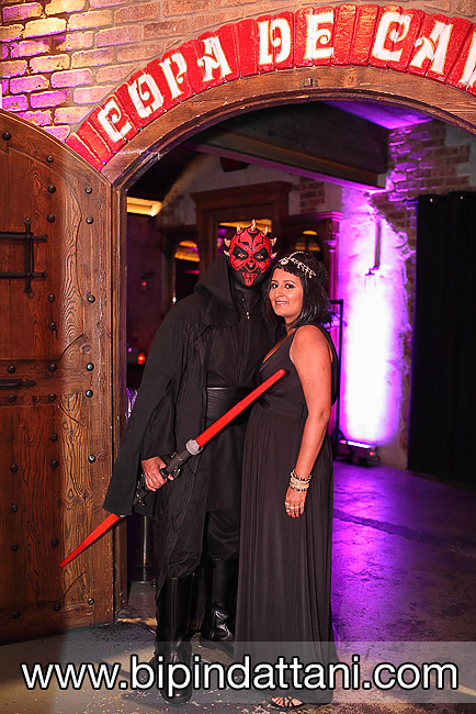 Star Wars themed event photographer at copa de cava, blackfriars, london, EC4V 6EP