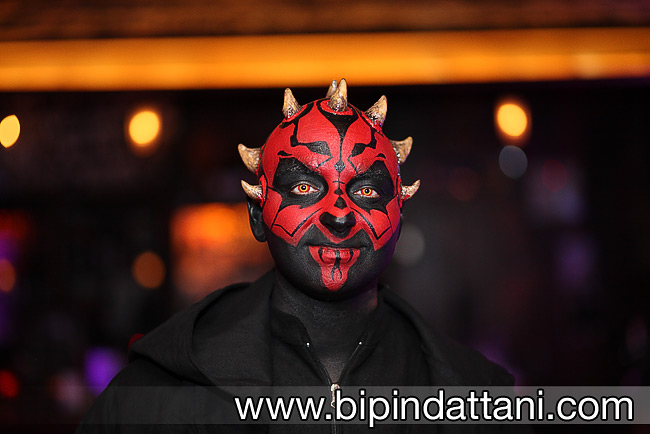 Party Events Photographer London at Mithesh's 40th Birthday at Copa de Cava in Central London
