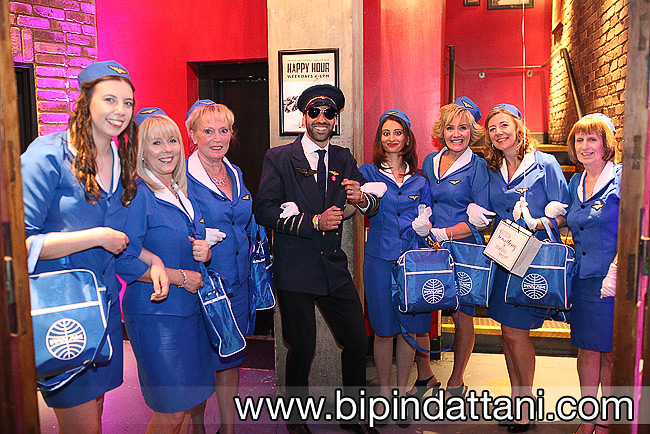 Fancy dress party photography in london