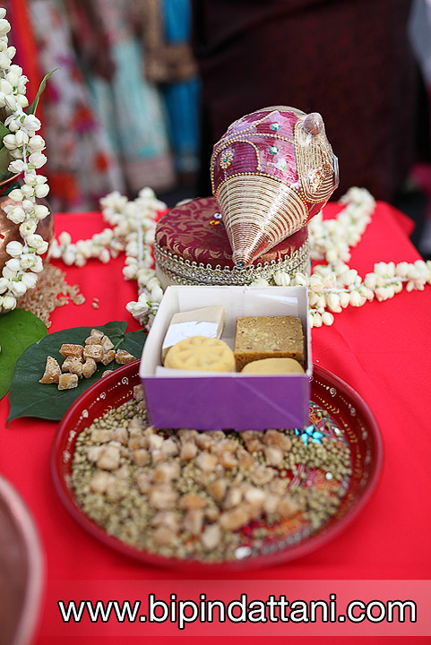 Indian sweets or Mithai used at asian wedding functions