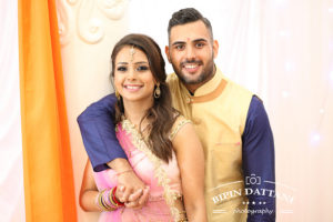 vintage wedding photography at sangeet function