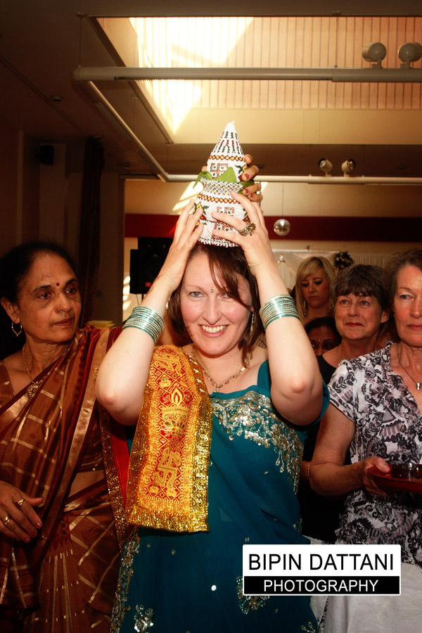 Bipin Dattani the London indian wedding photographer travels to Kent for South Asian wedding