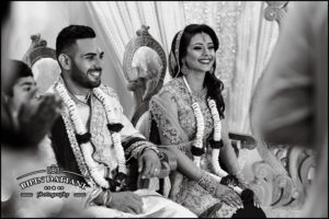 candid black and white wedding photography by Bipin Dattani