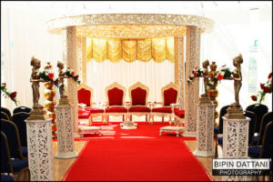 Manor of Groves indian wedding day