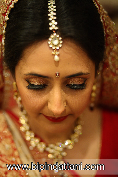 London's top Indian bridal hair and makeup artists work