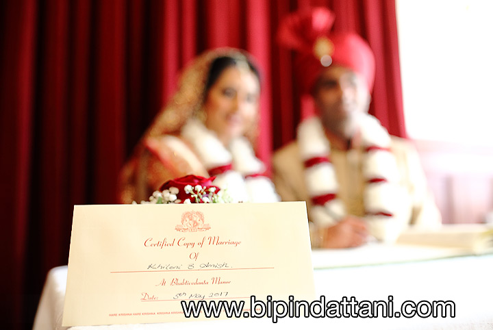 official UK hare krishna temple wedding