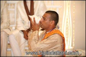 kamal pandey hindu and a hare krishna priest