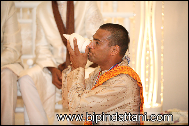 kamal pandey hindu and a hare krishna priest