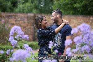 Rakhee & Mihir's pre-wedding portraits by top indian wedding photographers uk