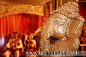 fine-art hindu wedding photographer for Indian wedding ceremony in Hammersmith London