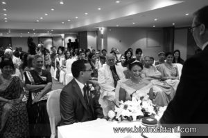 civil wedding first then indian wedding ceremony photography