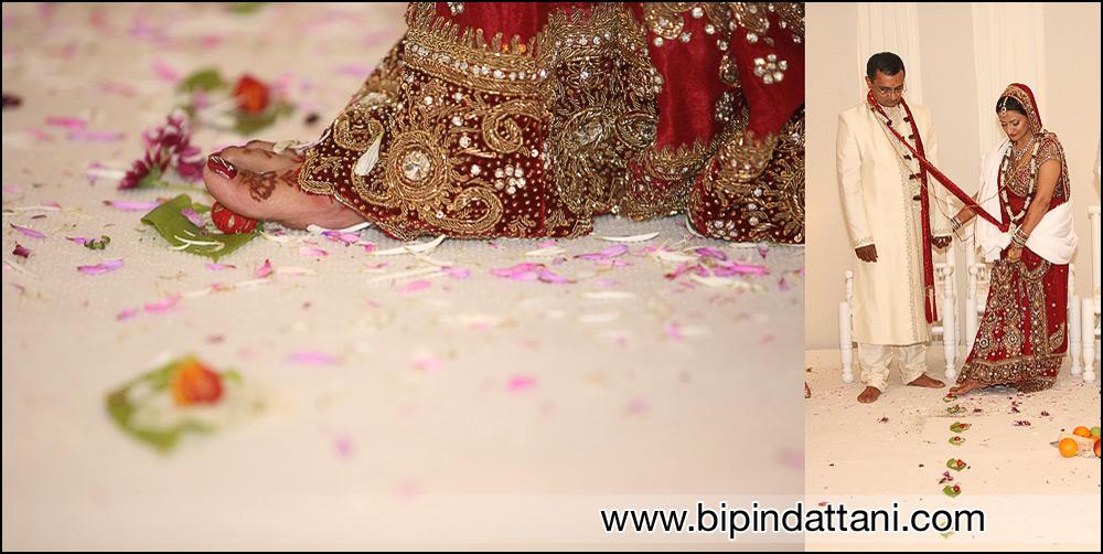indian wedding photographers Bipin Dattani & team at royal garden hotel kensington london