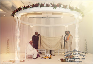 Kamal Pandey Hindu Priest conducting indian wedding