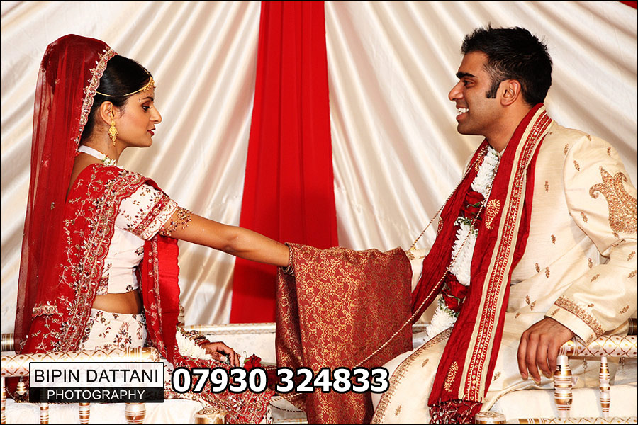 London Indian Wedding Photography Kenton by Hindu Photographer Bipin Dattani Studios