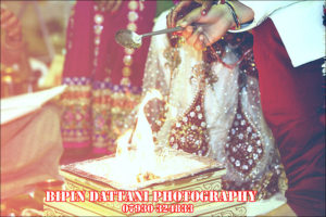 London Indian Wedding Photography of Agni ceremony Croydon by Bipin Dattani.jpg