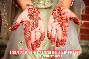 Indian Wedding Photography by London based Hindu Wedding Photographer Bipin Dattani