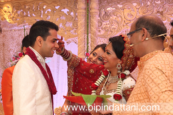 Pandit Vasudev Mehta and fun hindu wedding