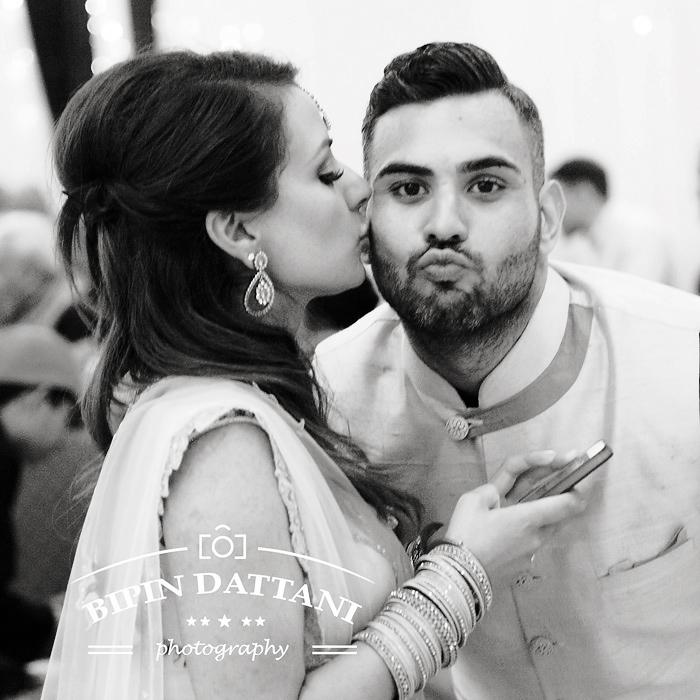 indian wedding photographer Bipin Dattani top images for Rakhee & Mihir hindu pre wedding event in London