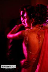 Bipin Dattani Gujarati Wedding Photographer London photo of couple's 1st dance