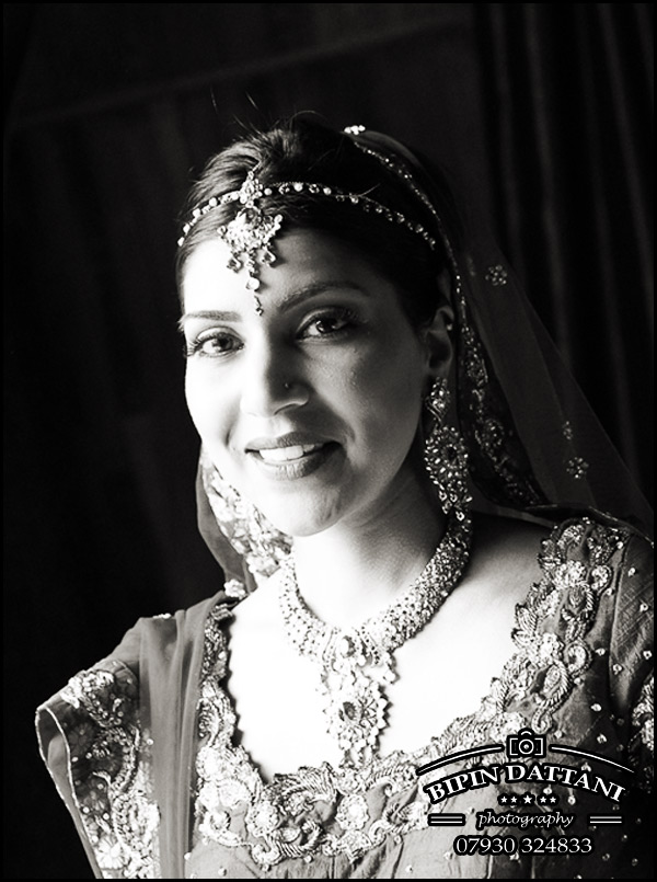 One of the Best Black & White images from Indian Weddings In Marrakech Morocco