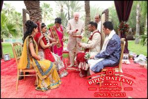 luxury destination wedding outdoors
