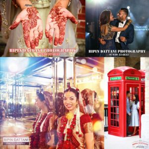 Indian Photography & Videographer packages by Bipin Dattani