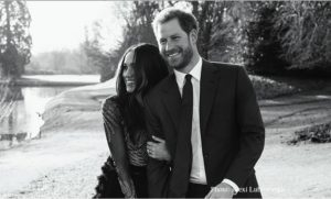 natural prince harry meghan markle engagement portraits