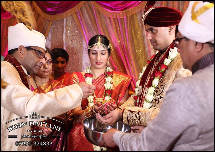 Tamil wedding photography | Anjali + Priyank Fathers ceremony