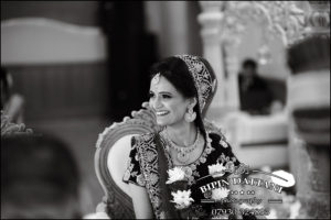 Natural photographic work by one of the best indian wedding photographers in London Hilton on Park Lane hotel
