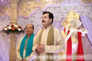 London's best Indian priest officiating a wedding